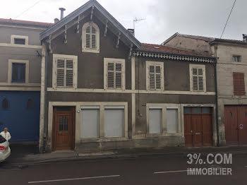 maison à Tréveray (55)