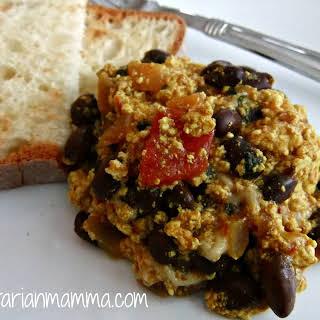Tofu Scramble – #gluten free #vegan.