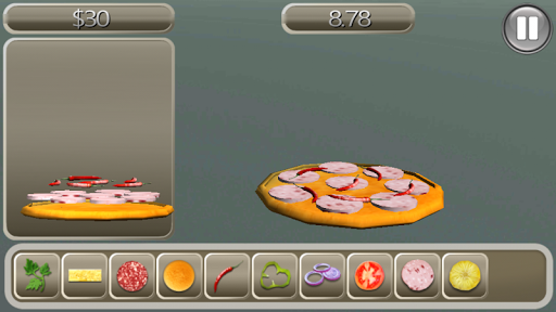 Pizza Making 3D
