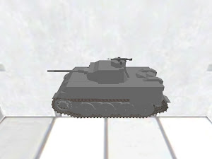VK 28.01 Light Tank