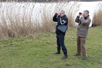 Photo: Antoni en Henk turen