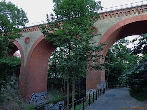 Photo: Most kolejowy nad Łyną {Olsztyn; 2013-08-03}