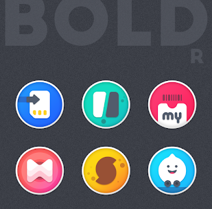BOLDR – ICON PACK APK (MOD,Paid) v2.0 1