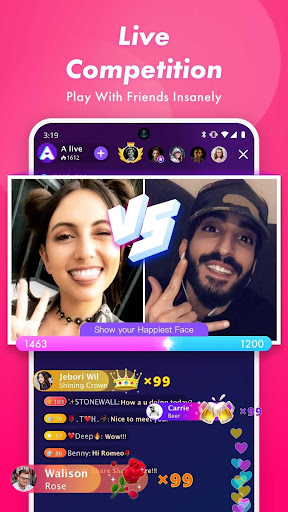 A Live screenshot 5