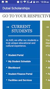 Dubai Scholarships - náhled