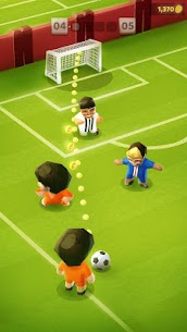 Puppet Soccer Striker: Football Star Kick Mod Apk (All skins Unlocked) 2