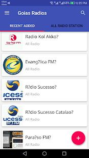 Goiás Todas as Estações de Rádio - náhled