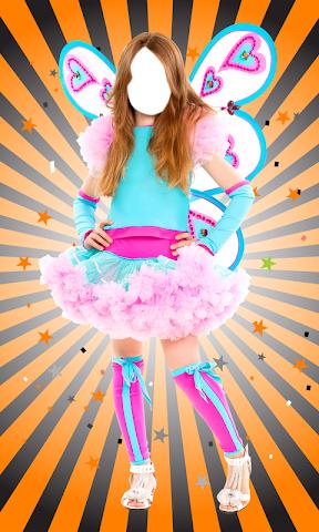 android Kinder Kostüme Fotomontagen Screenshot 3
