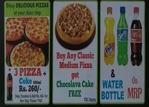 Da Pizza Yum menu 5