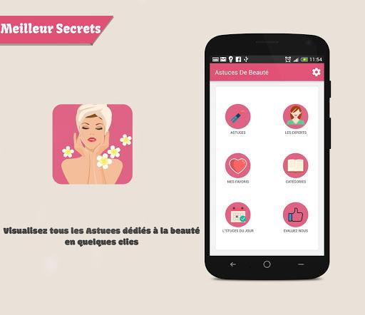 Soins beautu00e9 astuces et conseils 1.0 screenshots 2