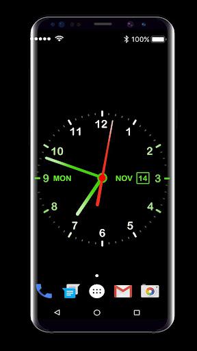 Digital Clock Live Wallpaper app (apk) free download for