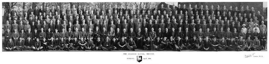 Photo: 1946 PGS Seniors Photo