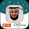Mishary Rashid - Full MP3 Quran (Ad Free) icon