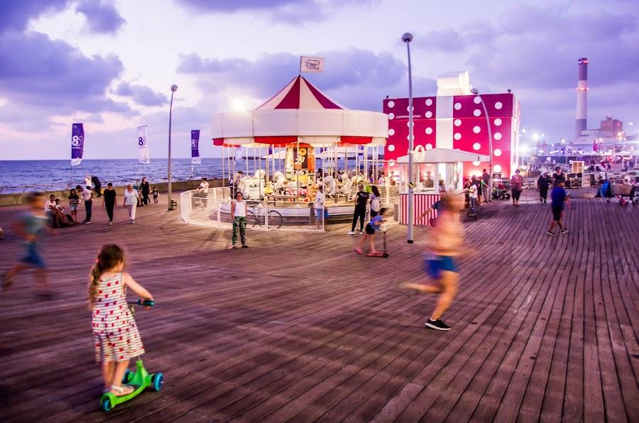 Tel Aviv. by Yakov Zak - City,  Street & Park  City Parks