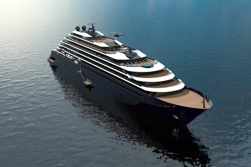 evrima-ship-main.jpg - A digital rendering of the 298-passenger Evrima from Ritz-Carlton.