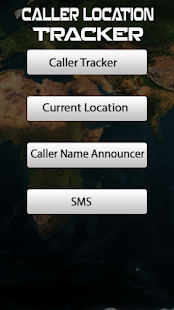 Caller Location Tracker - náhled