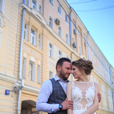 Wedding photographer Evgeniya Brayd (Dikkens). Photo of 27.05.2018