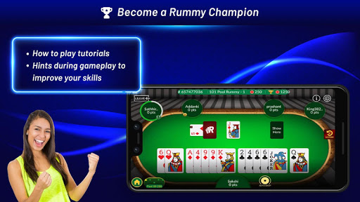 Rummyculture - Play Rummy Online, Free Rummy Game Apk 1