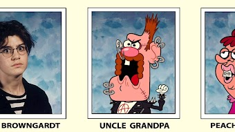 More Uncle Grandpa Shorts / Viewer Special