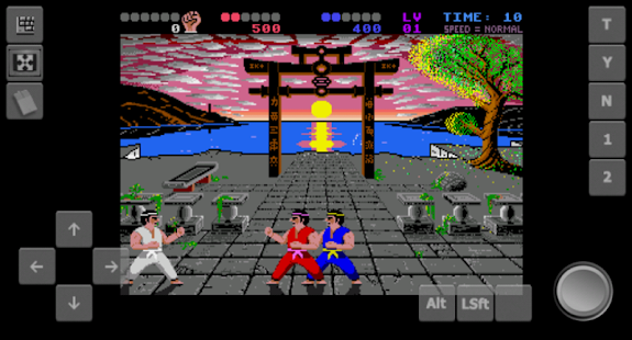 Hataroid (Atari ST Emulator) Screenshot