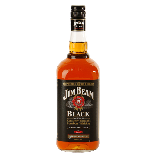 Logo for Jim Beam Black Double Aged