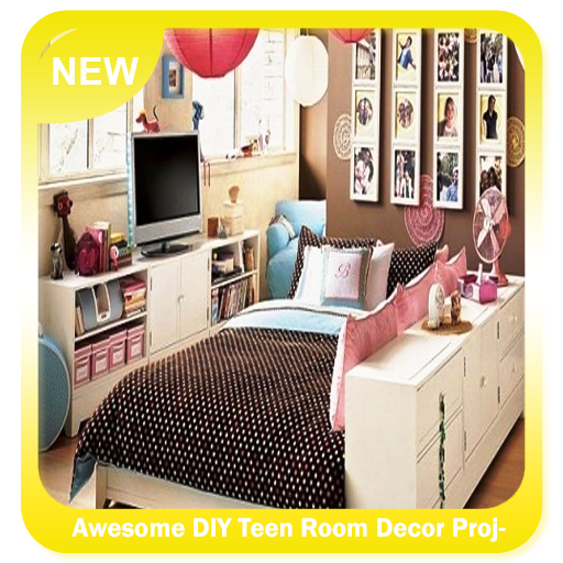 Awesome DIY Teen Room Decor Projects