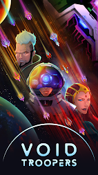 Void Troopers : Sci-fi Tapper APK screenshot thumbnail 6