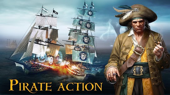 Pirates Flag Caribbean Action RPG MOD APK 1.4.6 1