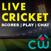Cricnwin: Live Cricket Scores , Play, Chat for IPL