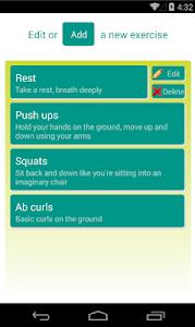 Interval Workout Timer screenshot 3