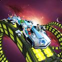 Roller Coaster Simulator Space icon