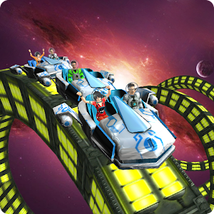 Roller Coaster Simulator Space for PC and MAC
