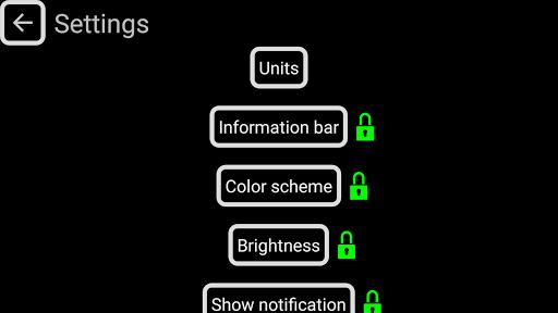 玩免費遊戲APP|下載Head-Up HUD Navigation FREE app不用錢|硬是要APP