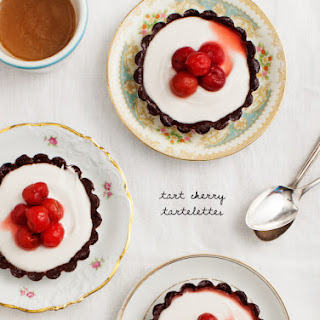 Tart Cherry Tartelettes
