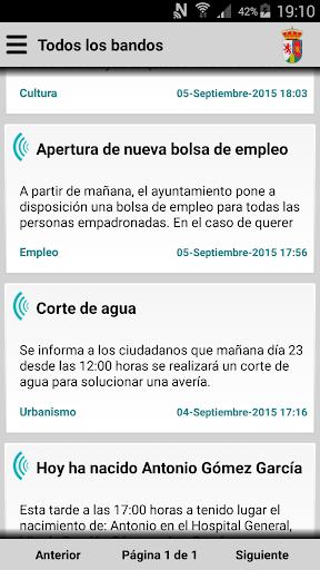 Calzadilla Informa