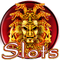 Dragon vs Samurai Slots icon