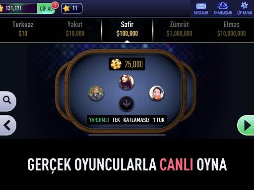 101 Yu00fczbir Okey Elit 1.1.24 screenshots 8