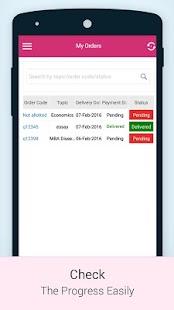 Instant Assignment Help screenshot
