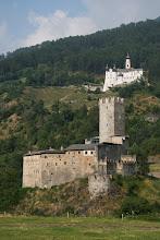 Photo: Zamek Fürstenburg i klasztor Marienberg