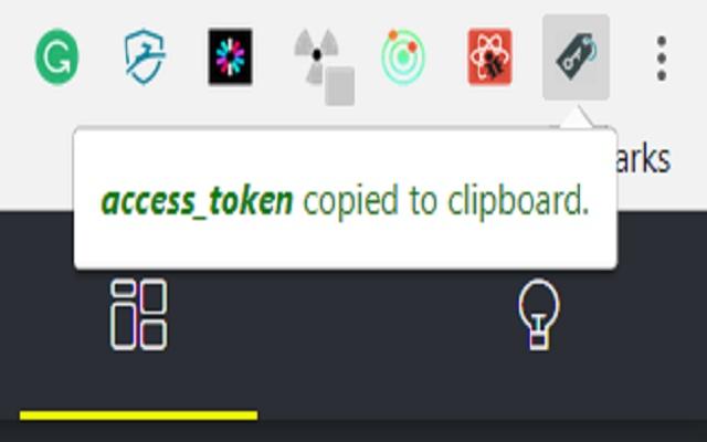 OIDC User Manager Access Token Copier
