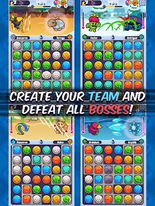 Pico Pets Puzzle - Match-3 screenshot 13