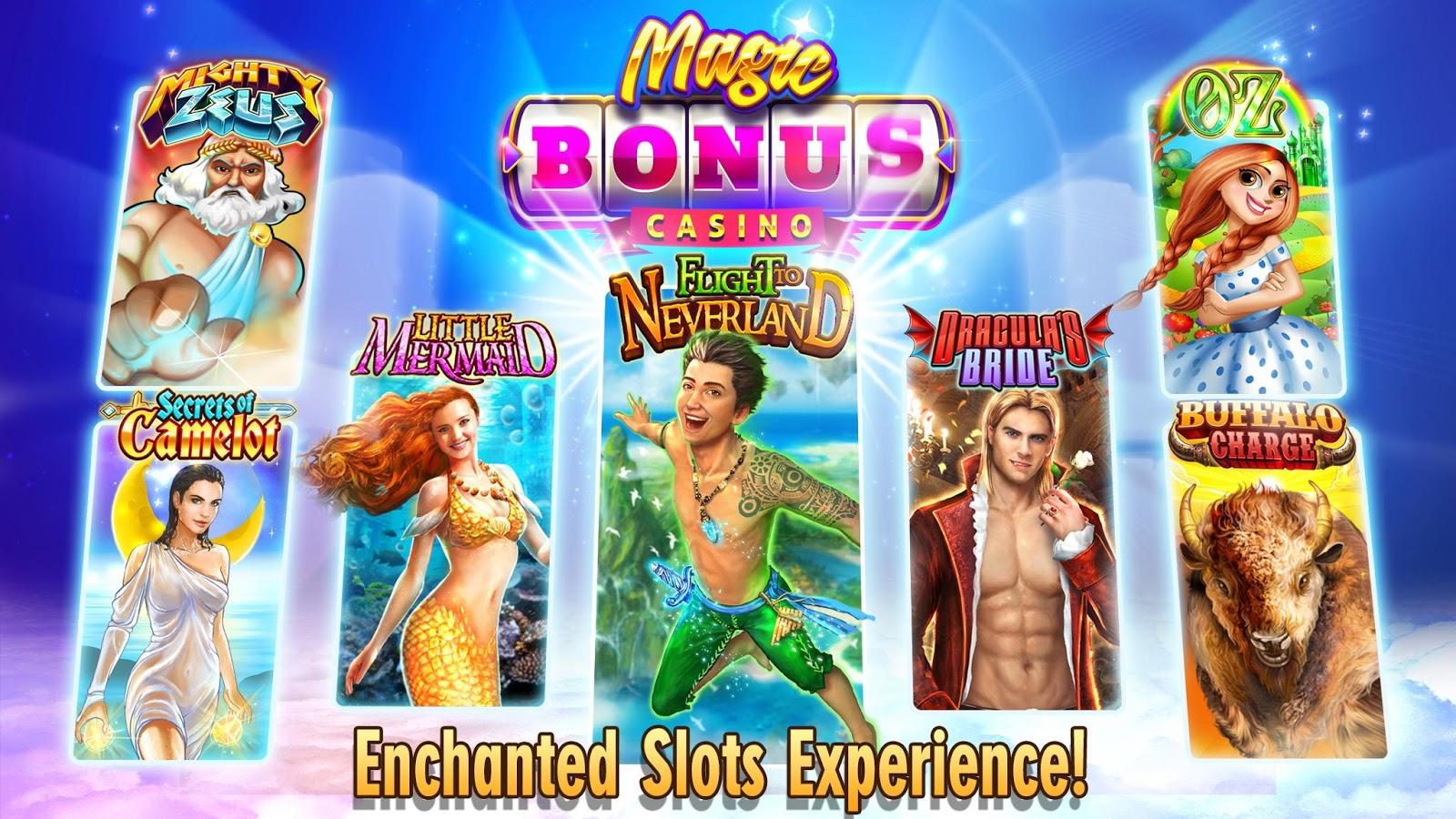 Free online casino with bonus