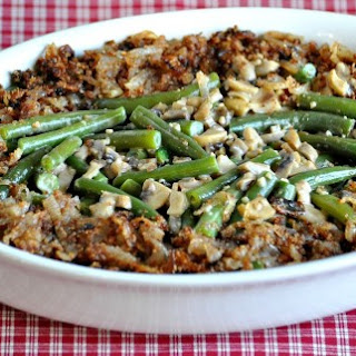Green Bean Casserole – Low Carb, Gluten Free, Primal.
