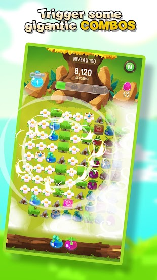Jardin Secret 2 Deluxe - Puzzle Game by Prizee- screenshot thumbnail