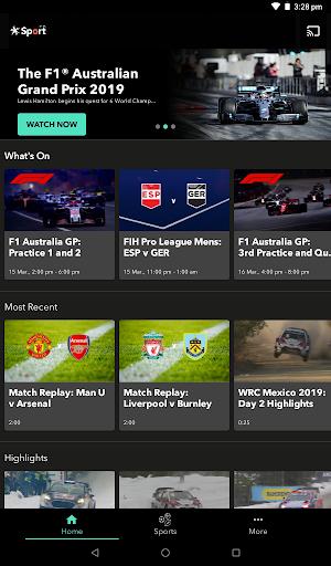Spark Sport screenshot 11
