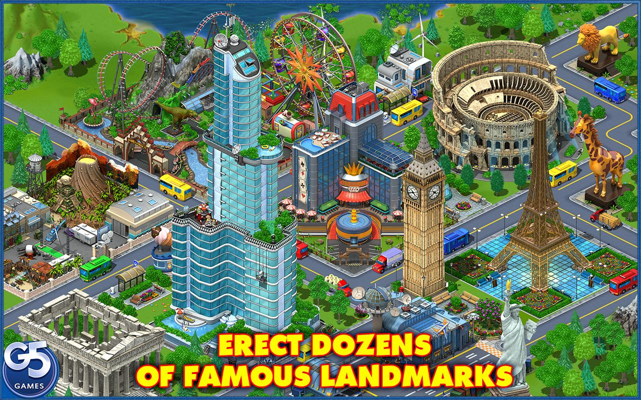 Virtual City Playground®: Building Tycoon- screenshot