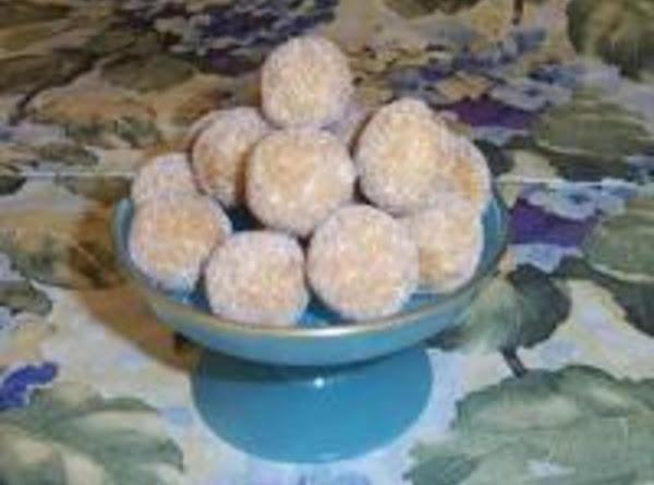 Margartia Balls Recipe