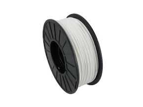 White PRO Series PLA Filament - 3.00mm