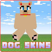 Dog Skins for Minecraft PE