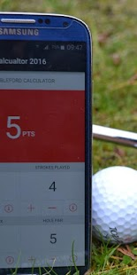 UK Stableford Calculator- screenshot thumbnail